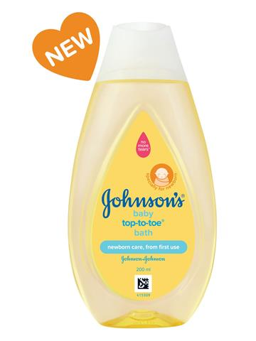 Johnson's baby Top To Toe Bath - 200 ml