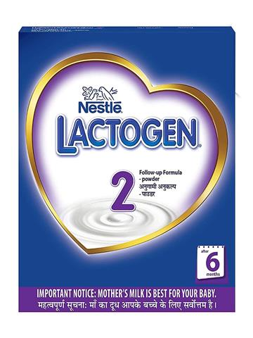 Nestle LACTOGEN 2 Follow-Up Formula Powder - After 6 months, Stage 2, 400g