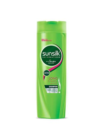 Sunsilk Biotin Long & Healthy Growth Shampoo (180ml)