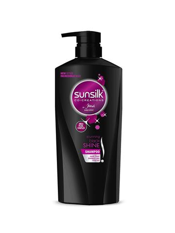 Sunsilk Stunning Black Shine (650ml)