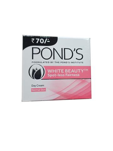 Ponds White Beauty Spot-less fairness day cream (23g)