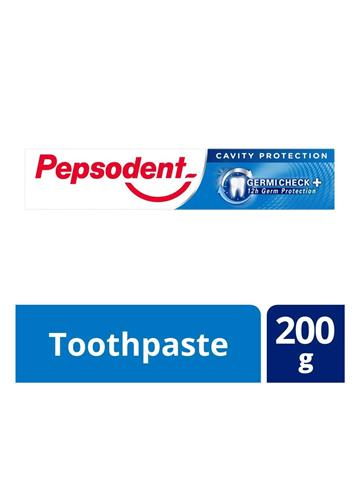 Pepsodent Cavity Protection Germi Check + 200g