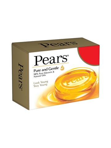 Pears Pure And Gentle Soap (100g)