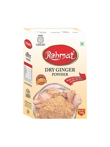 Rehmat Dry Ginger Powder (100g)