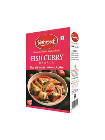 Rehmat Fish Curry Masala Box (50g)