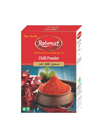 Rehmat Kashmiri Chilli Box Pack 100g