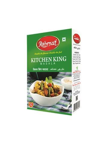 Rehmat Kitchen King Masala Box (50g)
