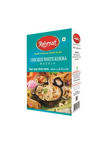 Rehmat Chicken White Korma Box (50g)