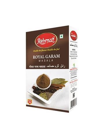Rehmat Royal Garem Masala (50g)