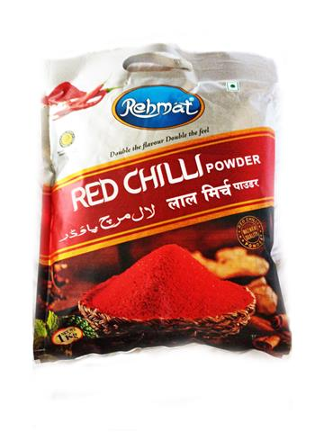 Rehmat Red Chilli Powder (1kg)