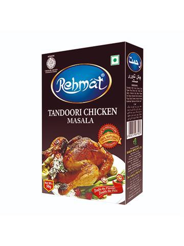 Rehmat Tandoori Chicken masala (50g)