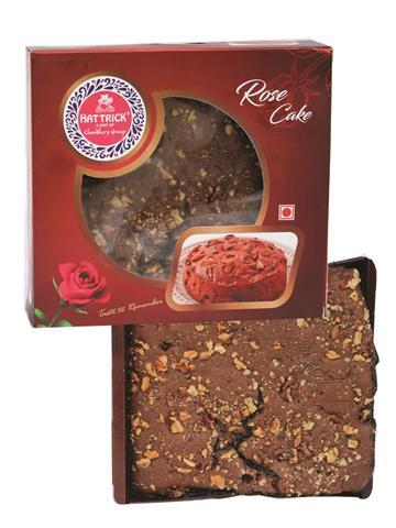 Hatrick Rose Cake