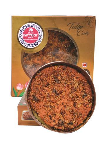 Hatrick Tulip Cake