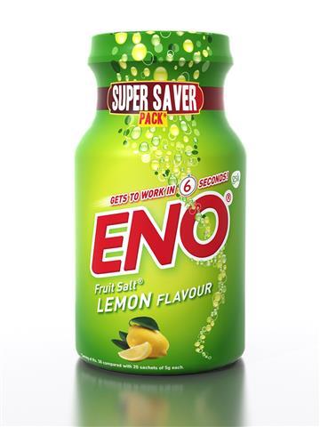 Eno Bottle - 100 g (Lemon)