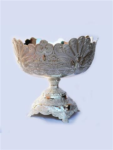 Decorative Fresh Fruit Bowl