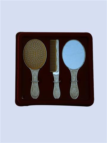 Decorative Comb Set (3pcs)
