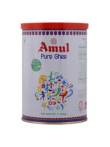 Amul Pure Ghee Tin (1L)