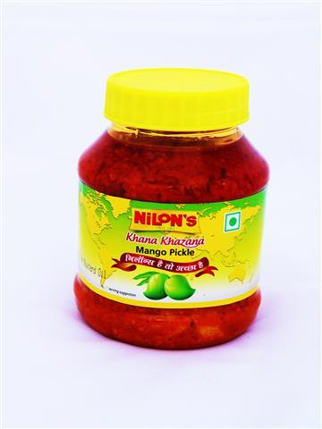 Nilons Khana Khaza Mango Pickle 350gm