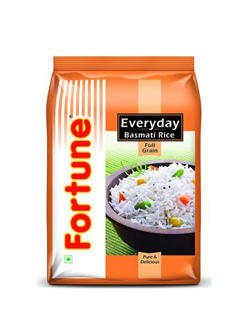 Fortune Everyday Basmati Rice Full Grain 1 kg