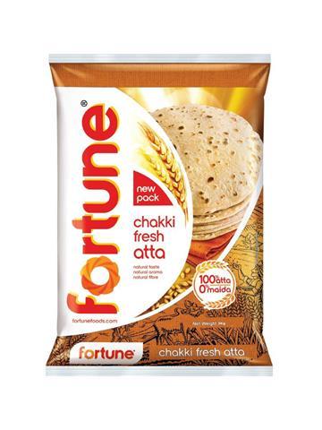 Fortune Chakki Fresh Aata (5kg)