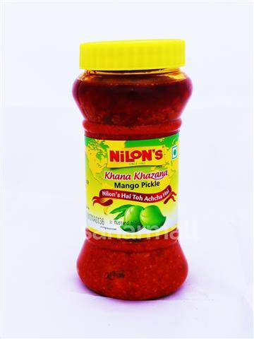 Nilons Khana Khaza Mango Pickle 500gm
