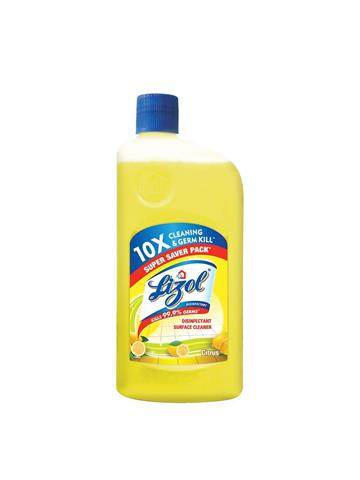 Lizol Disinfectant Floor Cleaner, Citrus (500 ml)