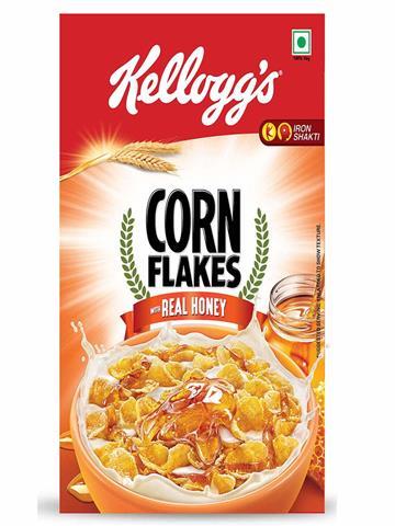 Kellogg's Corn Flakes with Honey (630g)