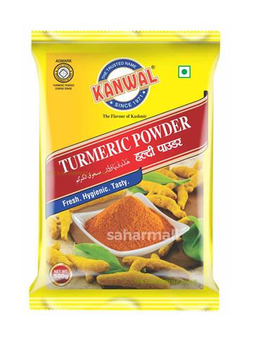 kanwal turmeric powder (500gm)