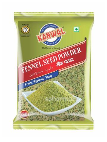 kanwal fennel seed powder (500gm)