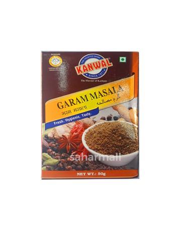 kanwal garem masala (50g)