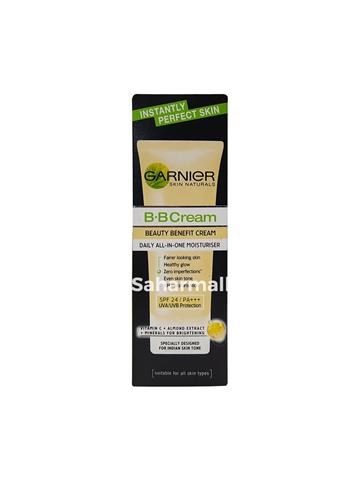 Garnier BB Cream - SPF 24/Pa+++ UAV/UVB Protection (9g)