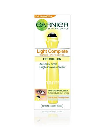 Garnier Skin Naturals Light Complete Eye Roll On 15ml