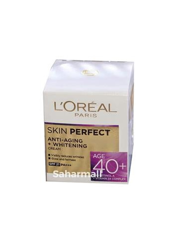 Loreal Paris Skin Perfect 40+ Anti-Aging Cream (50g)