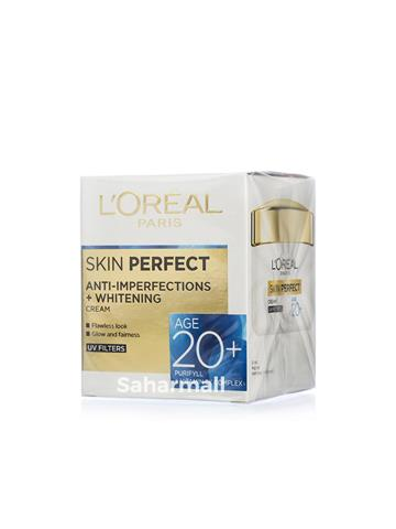 Loreal Paris Skin Perfect 20+ Anti-Aging Cream  (50g)