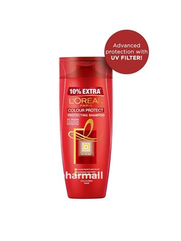 Loreal Paris Color Protect Shampoo, 175ml (With 10% Extra)