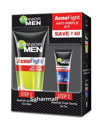 Acno Fight Anti-Pimple kit 50g + 10ml