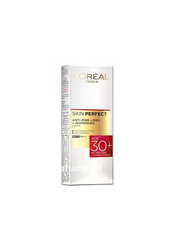 Loreal Paris Skin Perfect 30+ Anti-Fine Lines Cream (18g)
