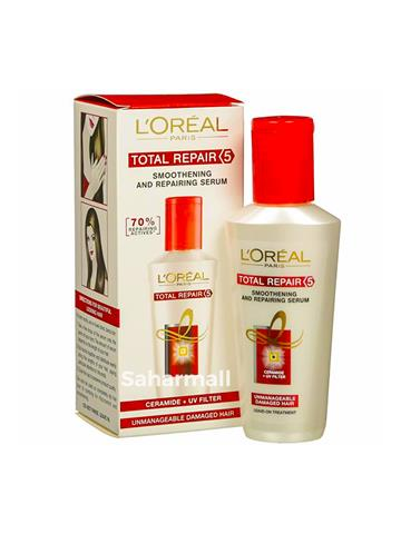 Loreal Paris Total Repair 5 Smoothening And Repairing Serum (80ml)