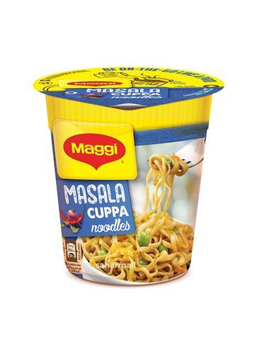Maggi Masala Cuppa Noodles, – 70.5g Cup