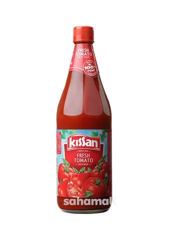 Kissan Fresh Tomato Ketchup Bottle (1kg)