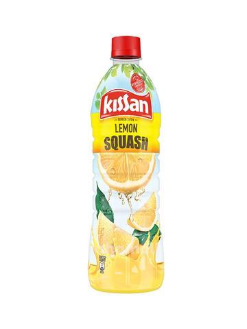Kissan Lemon Squash Bottle (750 ml)