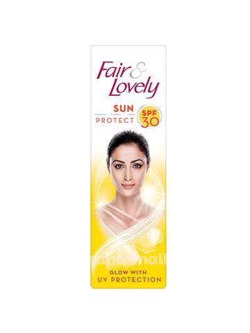 Fair & Lovely Sun Protect SPF30 Face Cream, 80 g