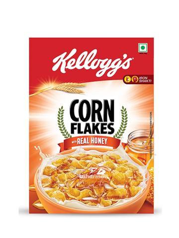 Kellogg's Corn Flakes with Real Honey (300g)