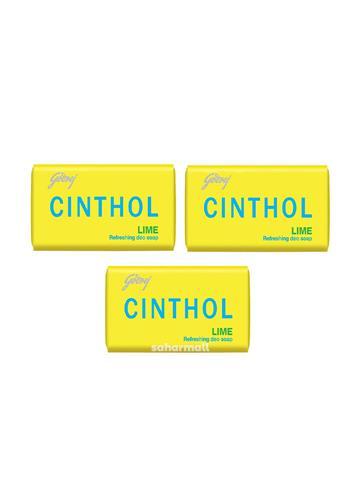 Godrej Cinthol Lime Bath Soap, 55G