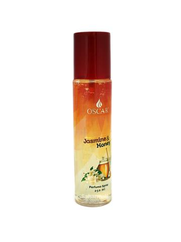 oscar jasmine & Honey perfume spray 250ml