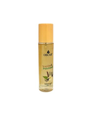 oscar vanila & patchouli perfume spray 250ml