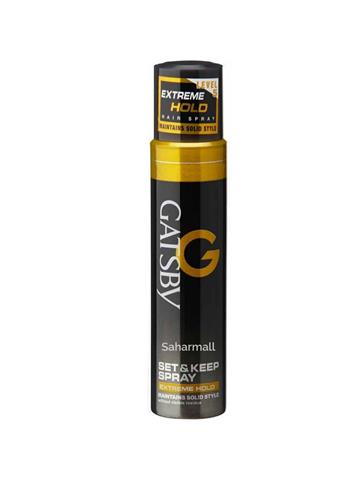 Gatsby Gatsby set and Keep Spray Extreme Hold Spray Level 5 250ml