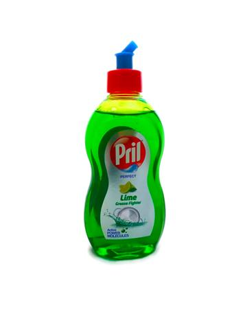 Pril Perfect Lime Grease Fighter with Active Power Molecules (425ml)