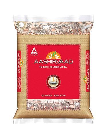 Aashirvaad Shudh Chakki Atta, (5kg)