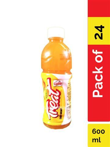 Priyagold Treat Mango Masti 600ml Pack of 24